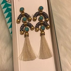 Stella & Dot Rosalind Chandelier Earrings